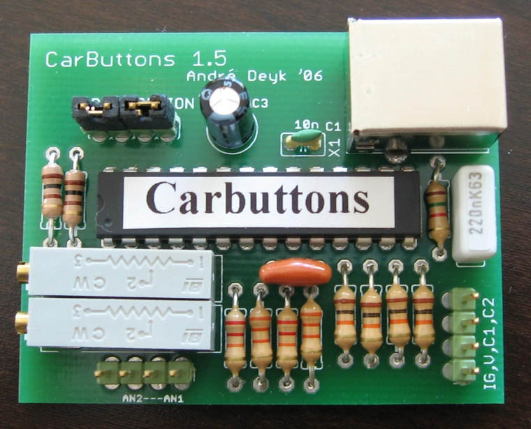 Carbuttons